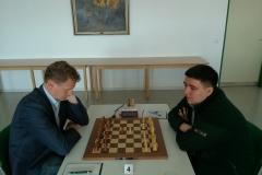 Finale: GM Onischuk-GM Gustafsson